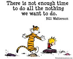 *Not enough time