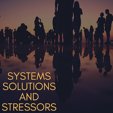 Systems, Solutions and Stressors